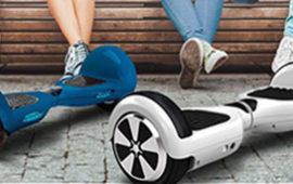9 лучших гироскутеров. Аппараты для взрослых (колеса 10 дюймов) и детей от HOVERBOT, Smart Balance и др.