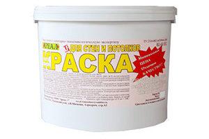 10 лучших акриловых и водоэмульсионных красок для потолка и стен. Латексные моющиеся белые составы