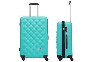 10 лучших чемоданов для путешествий на колесиках и с выдвижной ручкой. Недорогие пластиковые и тканевые модели, рюкзаки Sun Voyage, THULE, Wenger и др.