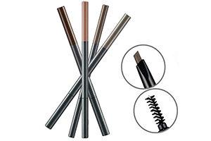 11 лучших пудровых, фиксирующих мягких карандашей для бровей. Хорошие механические и автоматические модели от Vivienne Sabo, Berrisom и др.