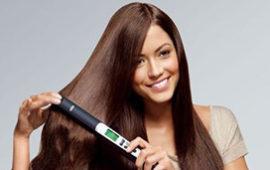 12 лучших профессиональных и бытовых выпрямителей для волос. Утюжки гофре для прикорневого объема и для выпрямления волос, с керамическим покрытием BaByliss, Philips, Remington и др.